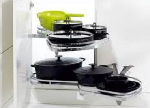 Modular Kitchen L Shaped