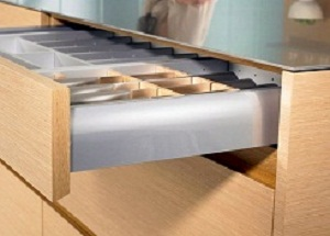 Modern Kitchen Drawer System