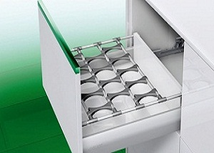 Modern Kitchen Drawer